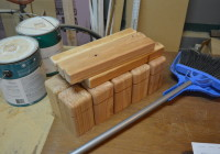 DIY Wooden Kubb Pieces 4