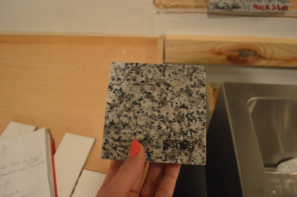 Granite Samples 2
