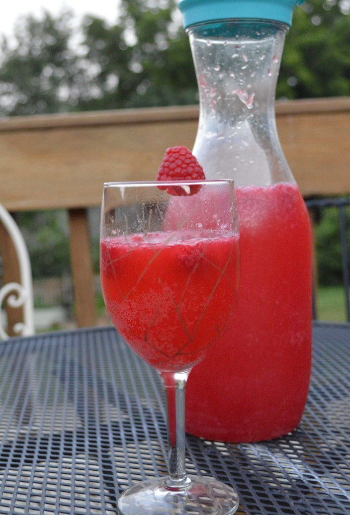 Spiked Raspberry Limeade Recipe 2
