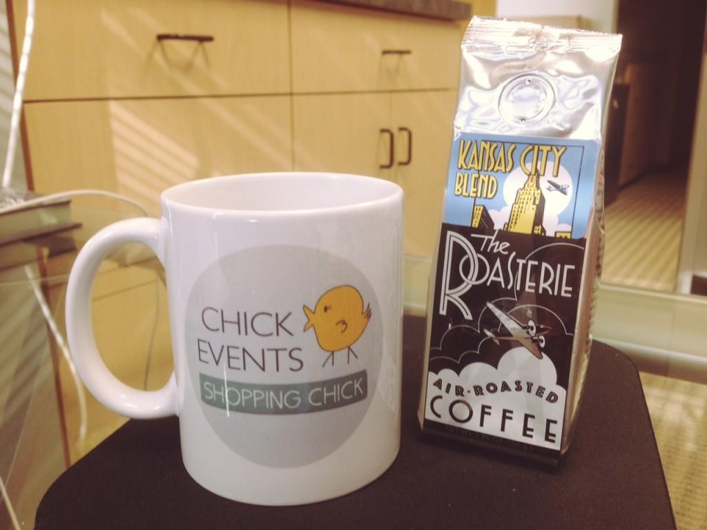 mug and coffee
