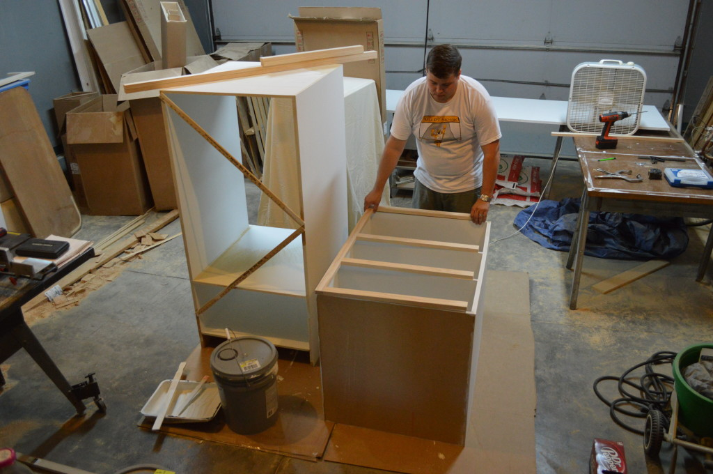 Building Pantry Boxes