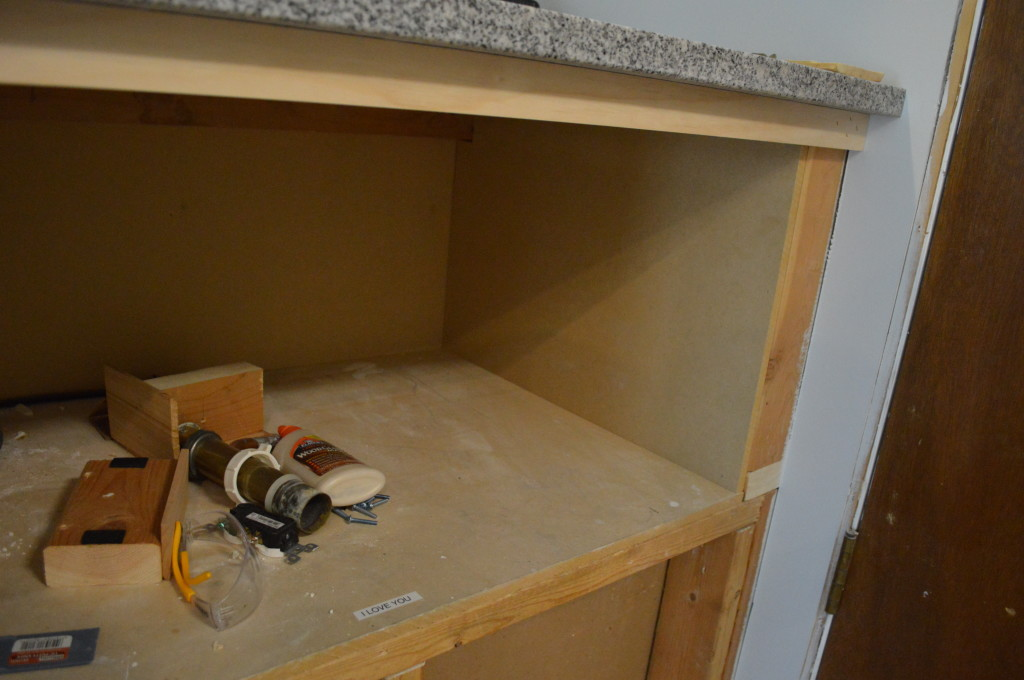 Drawer Box in Nook