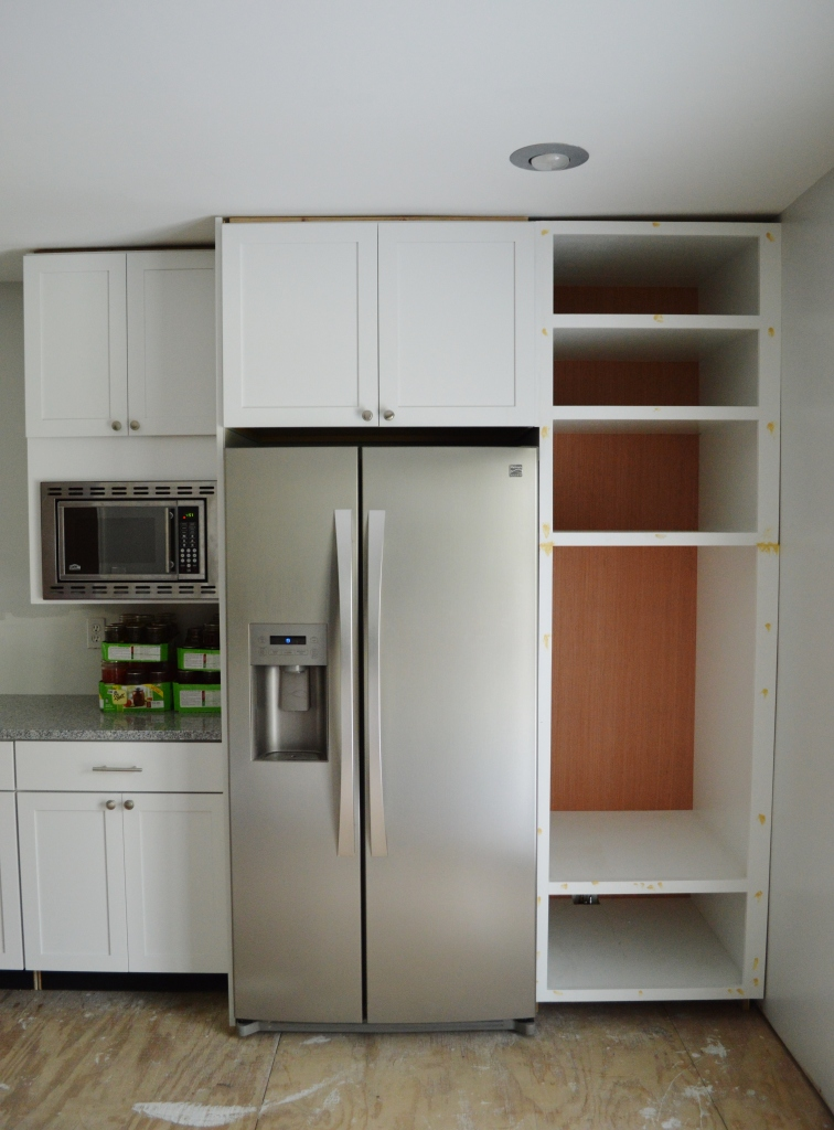 Pre built closet cabinets pre made cabinet doors how to for Ready built cupboards