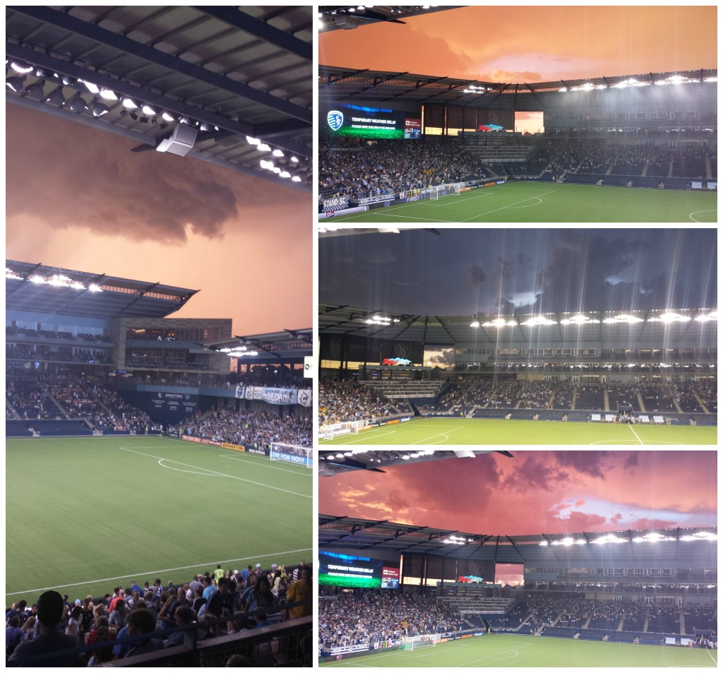 Sporting Game Sky