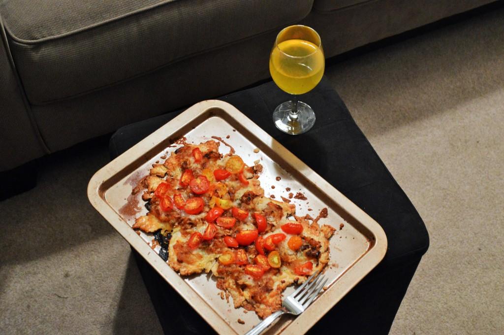Tomato and Onion Tart 2