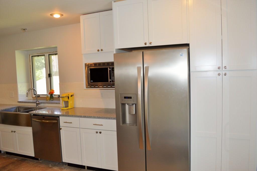 Finished Kitchen Subway Tile 5