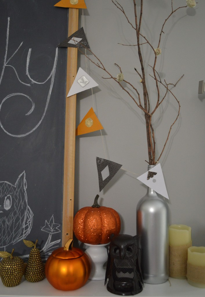 Halloween Decor Banner