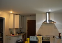 New led light bulbs in kitchen 2