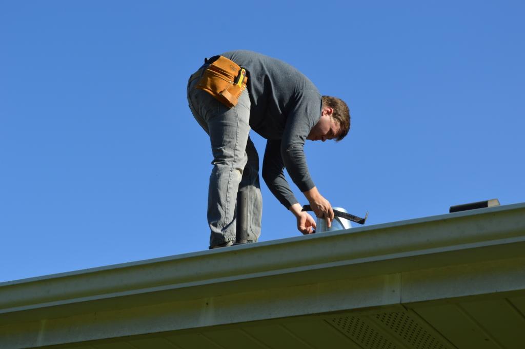 Venting Range Hood to Roof 3
