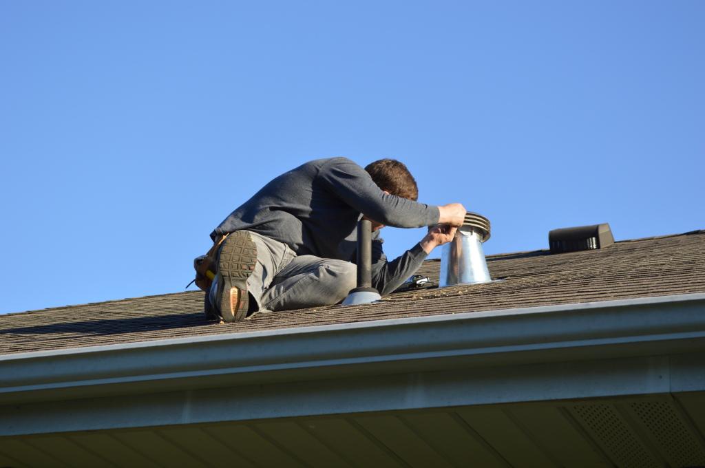 Venting Range Hood to Roof 7