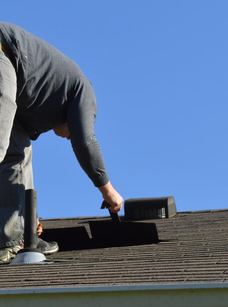 Venting Range Hood to Roof