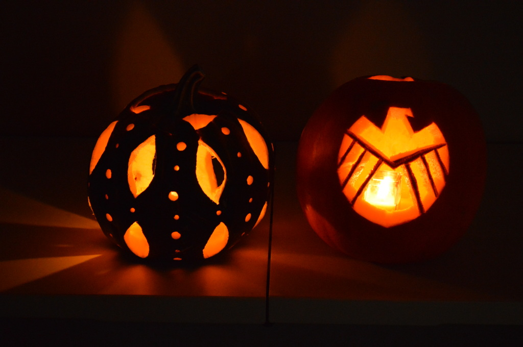 2014 Pumpkin Carving 3