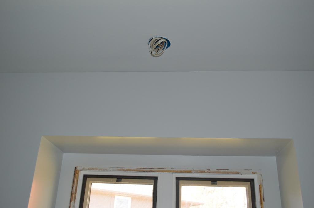 Missing Kitchen Light Fixture