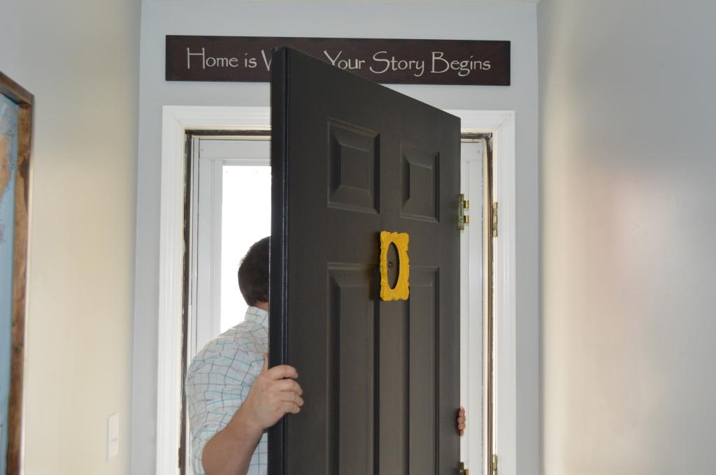 Replacing Old Weather Strip on Door