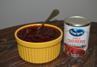 Thanksgiving Cranberry Sauces