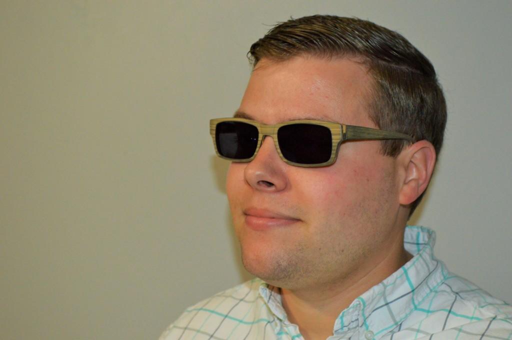 Wyatt's new glasses Firmoo