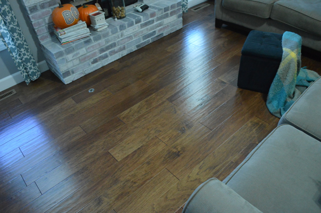 Armstrong American Scrape Engineered Flooring 3