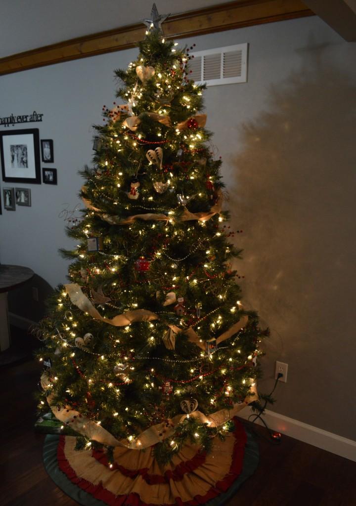 Christmas Decor Tree