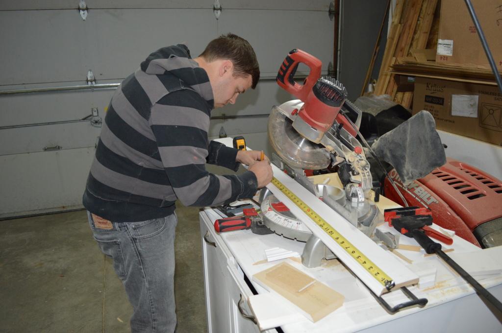 Measuring Trim Cuts