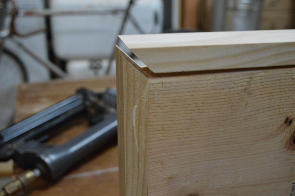 Building Kitchen Shelves 2