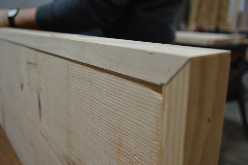 Building Kitchen Shelves 7