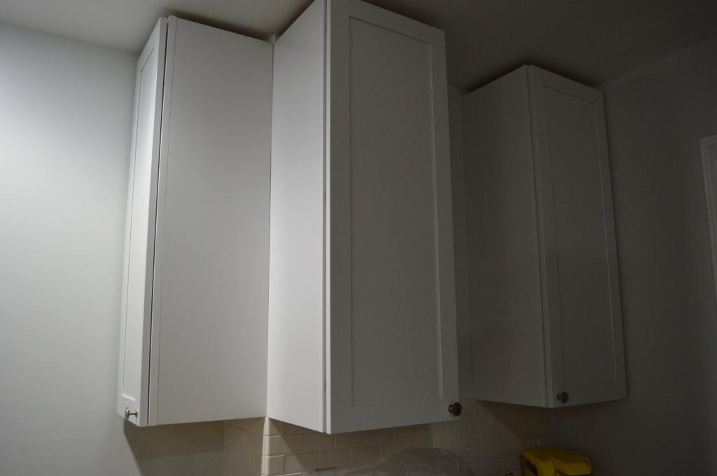Nook Shelves Before