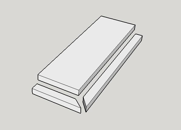 Shelf Plan Diagram