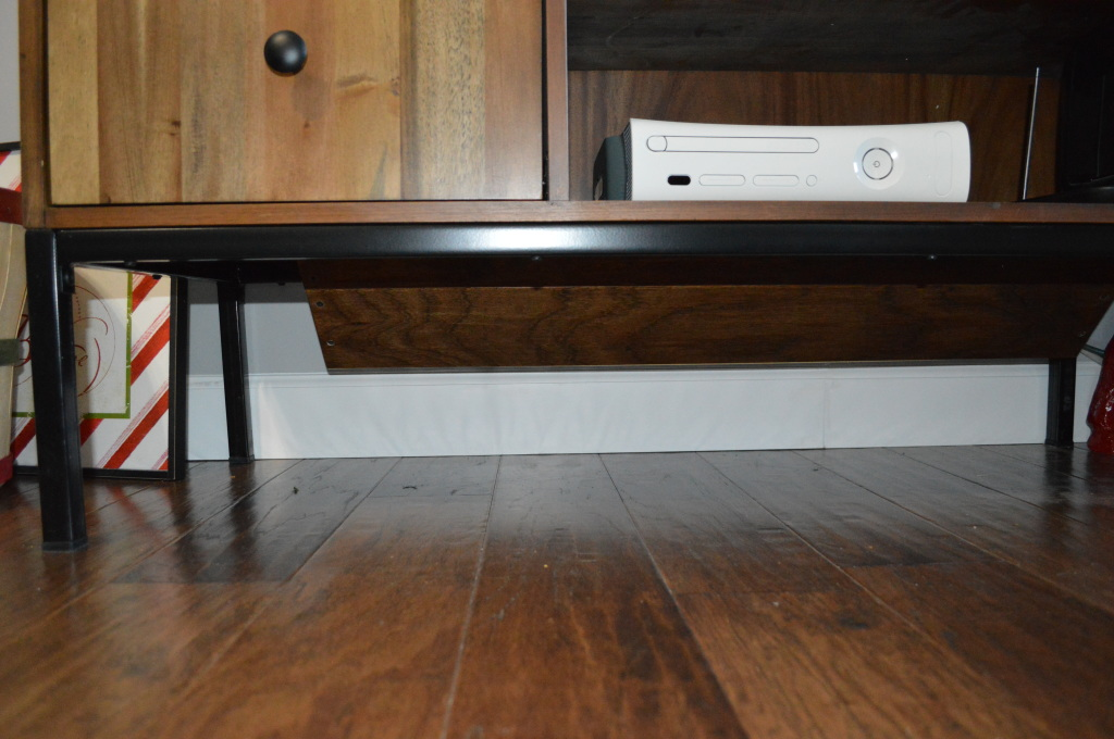 TV Stand Cord Cubby