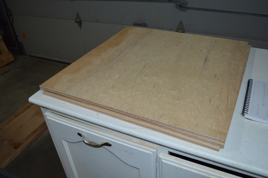 Building Pantry Drawers Wood Bottoms