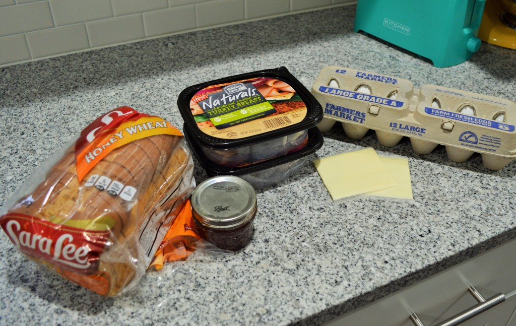 Hillshire Farm Naturals Turkey Egg Sandwich Ingredients