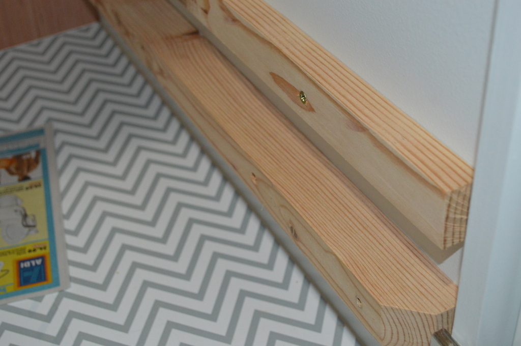 Pantry Drawer Rails 2