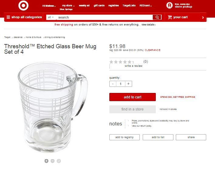 threhold beer glasses 2
