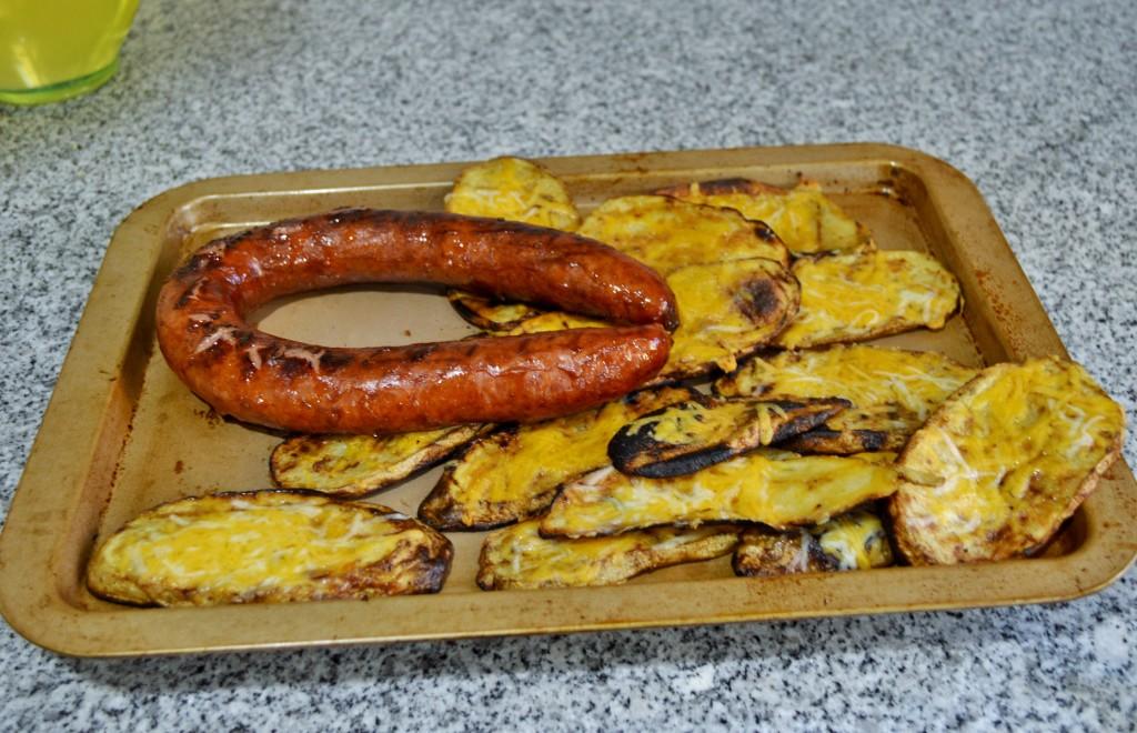 Grilled Hillshire Farm Sausage Recipe