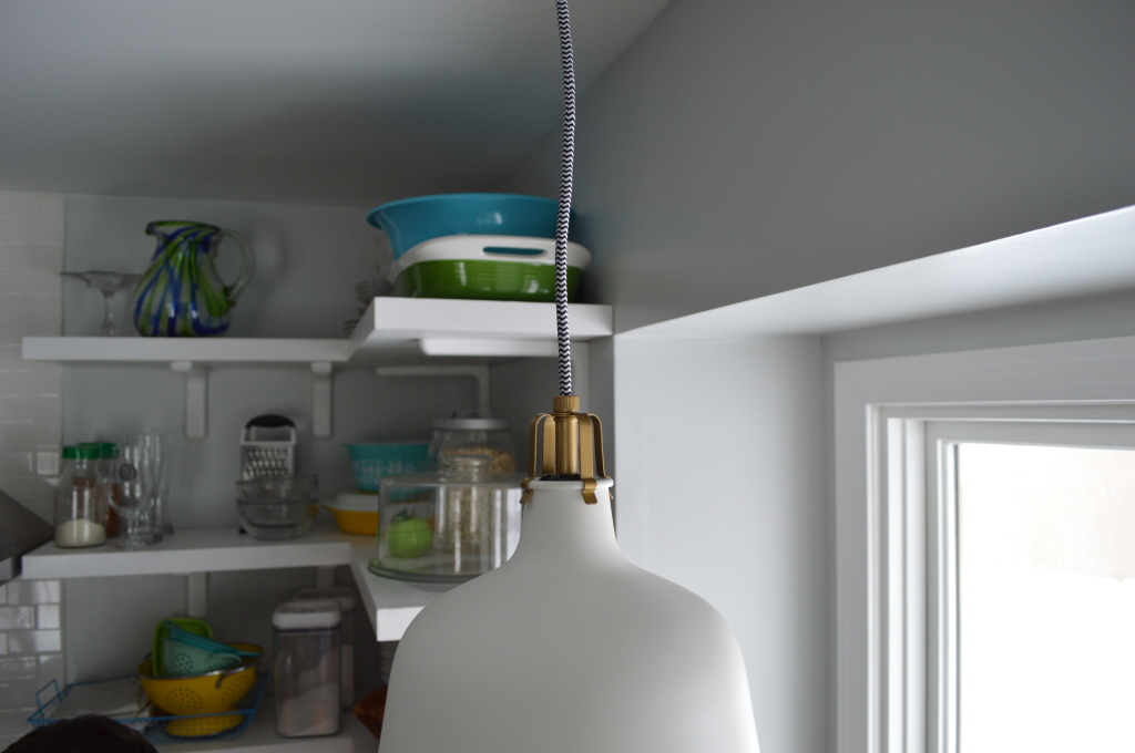 Ikea Pendant Light Over Sink 3