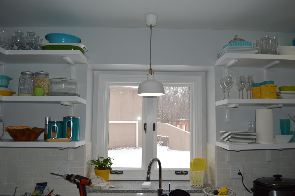 Ikea Pendant Light Over Sink 4