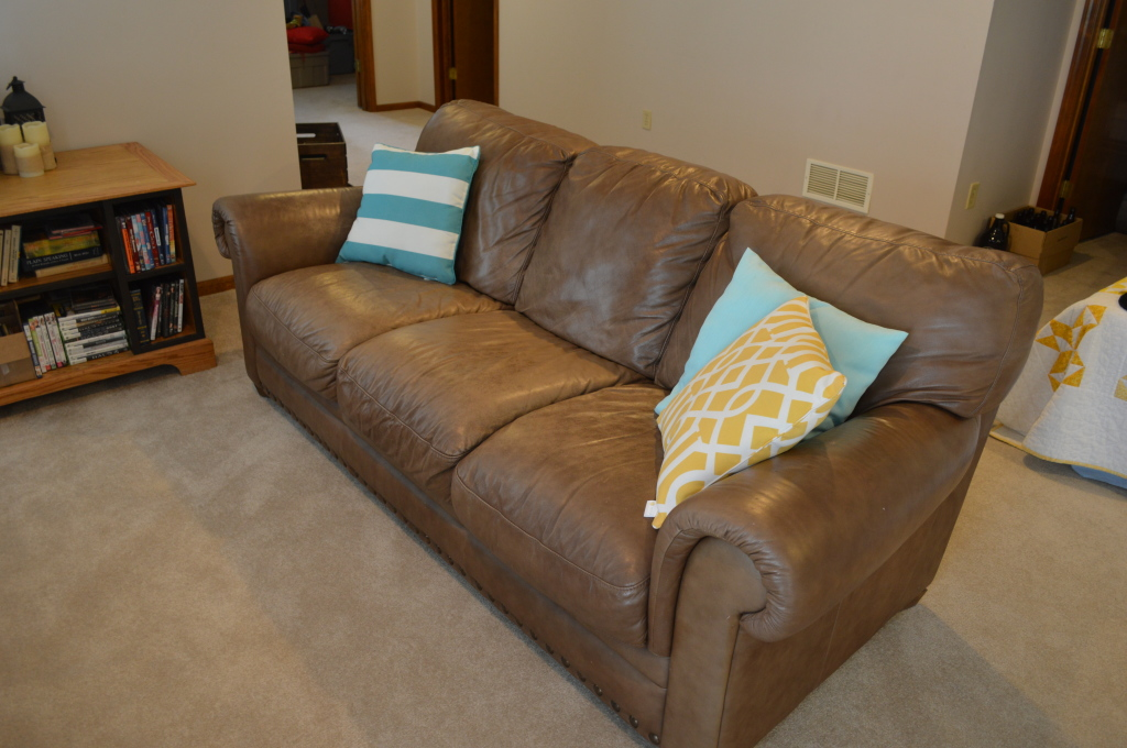Basement Couch