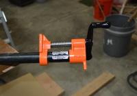 DIY Pipe Clamp 4