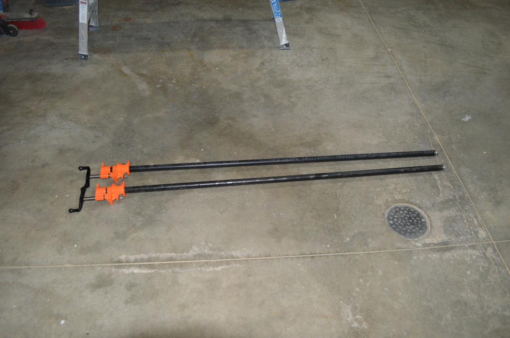 DIY Pipe Clamp