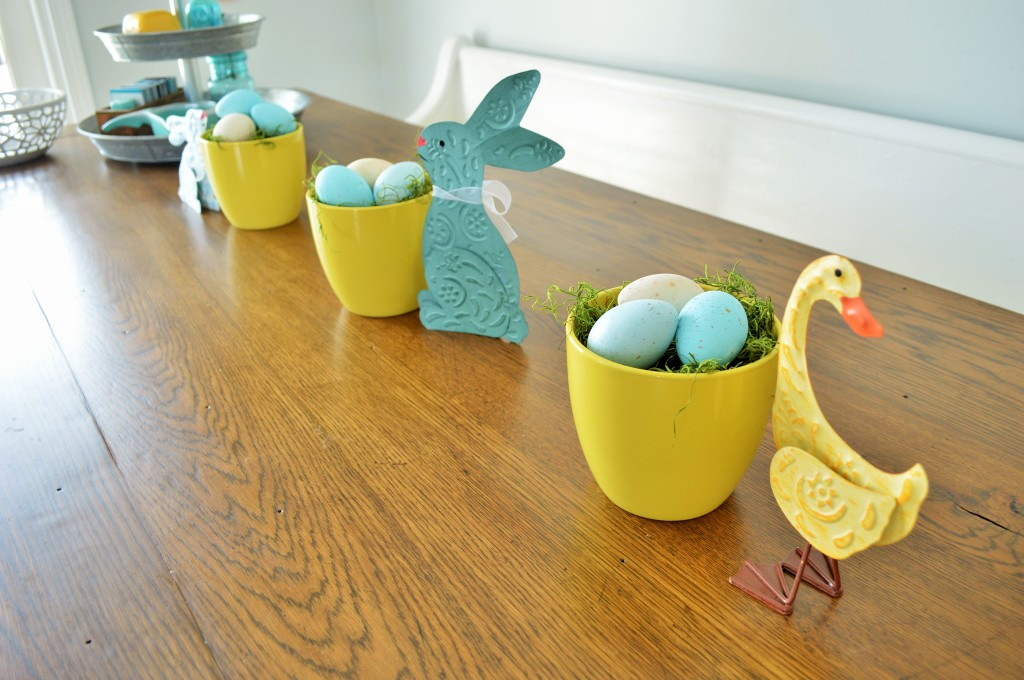 Easter Table Decor 2