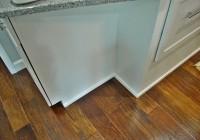 Kitchen Floor Trim Done 2