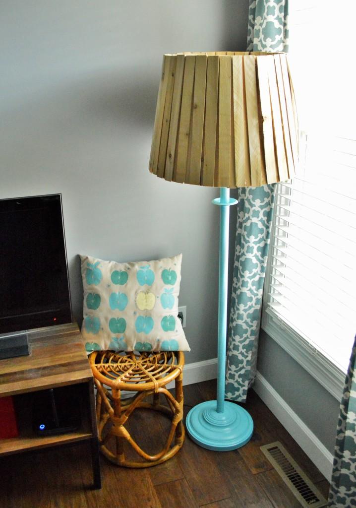 Spring Living Room Lamp 2