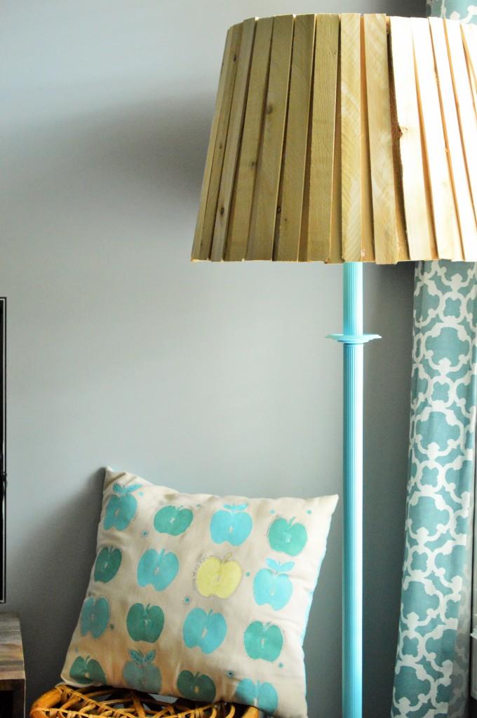 Spring Living Room Lamp