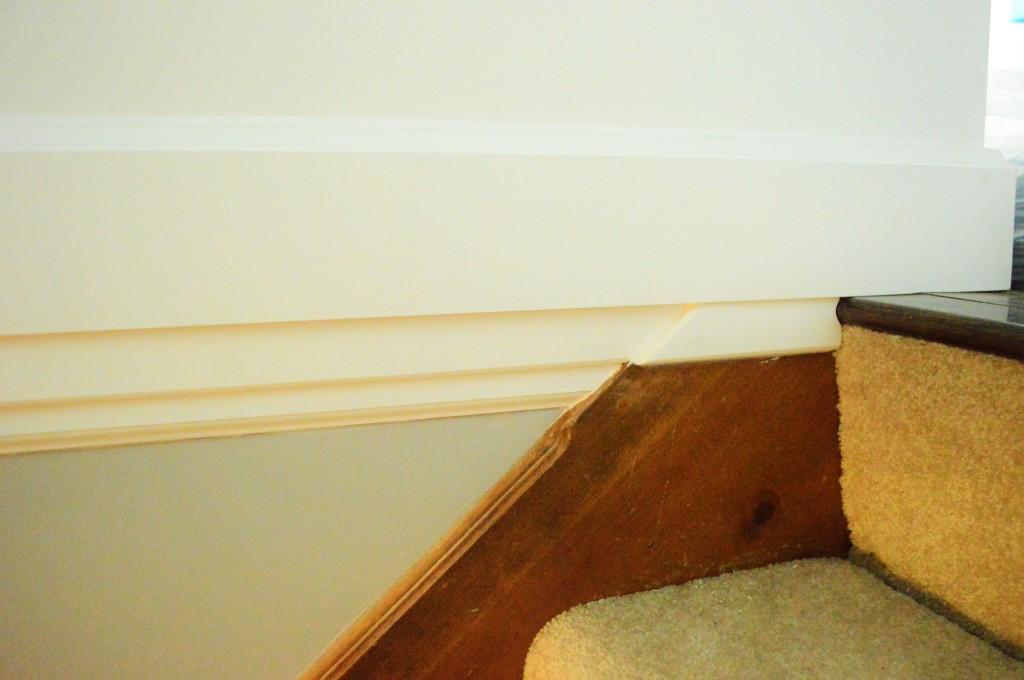 Stairway Trim Done 2