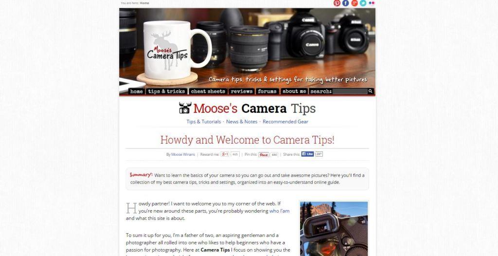 camera tips snip