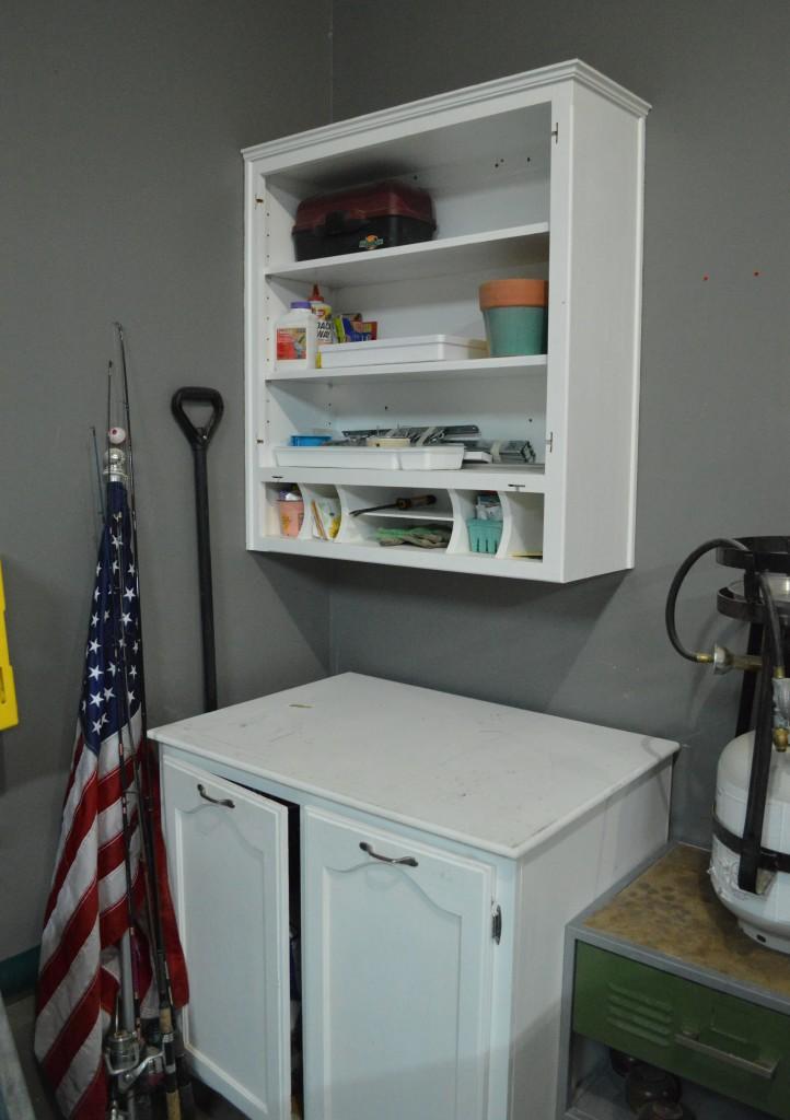 Garage Organization Progress Storage Cabinet 2