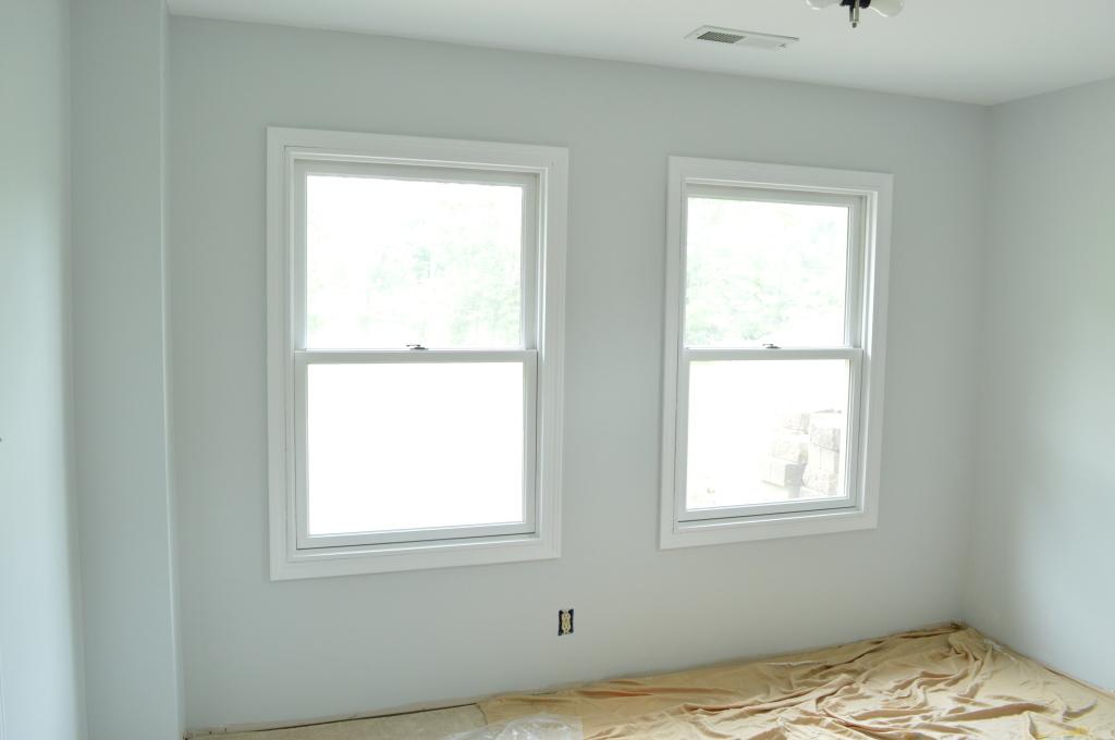 Guestroom painted 3