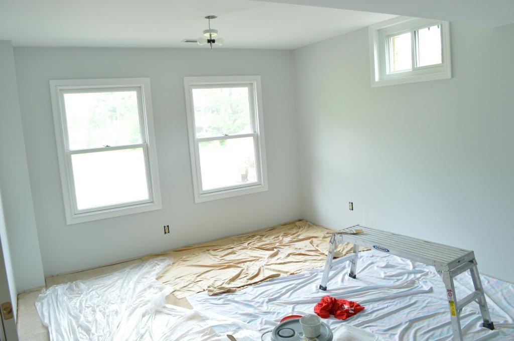 Guestroom painted 4