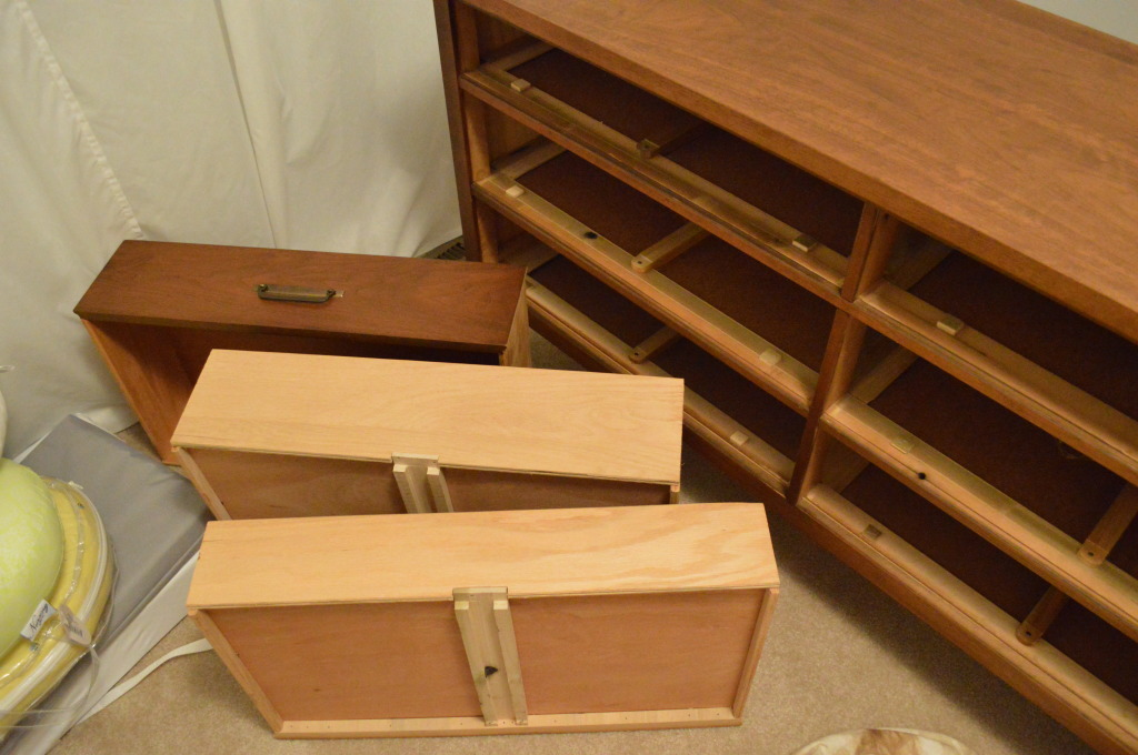 Cleaning Dresser Drawers