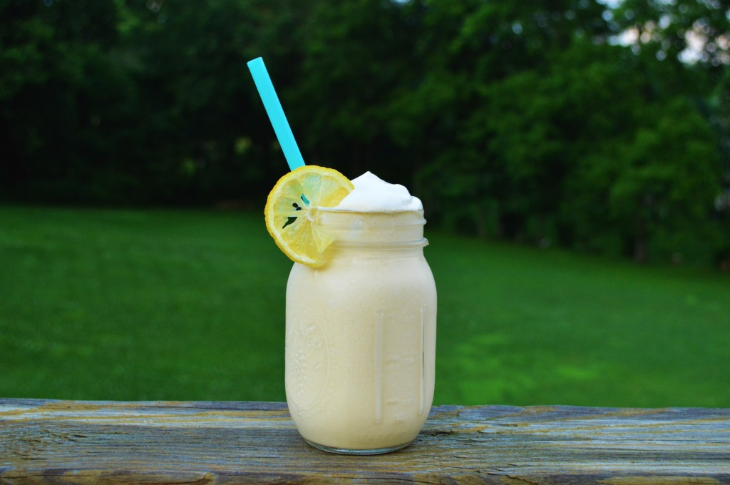 Frosted Lemonade Summer Treat