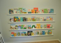 Nursery Book Ledges